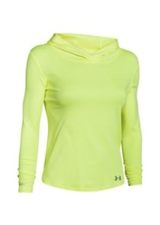 Under Armour Iso-Chill Days Hooded Shirt - Long-Sleeve - Women's