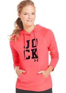 Under Armour Jock Hoodie Sweatshirt