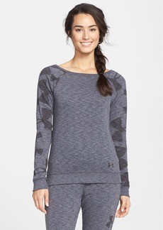 Under Armour 'Kaleidalogo' French Terry Pullover