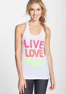 Under Armour 'Live Love Play' Racerback Tank
