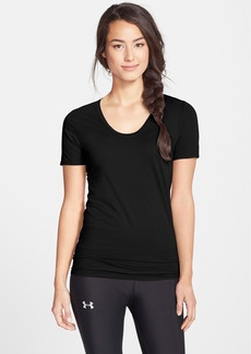 Under Armour 'Long & Lean' Stretch Cotton Tee