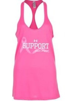 Under Armour Power In Pink Support Tank Top - Women's