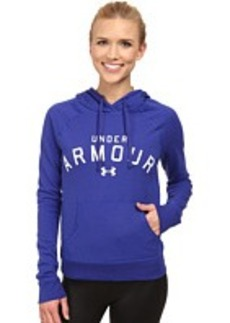 Under Armour Pretty Gritty Blackout Hoodie
