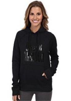 Under Armour Pretty Gritty Stacked Hoodie