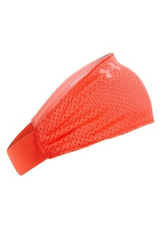 Under Armour Reflective Logo Mesh Headband
