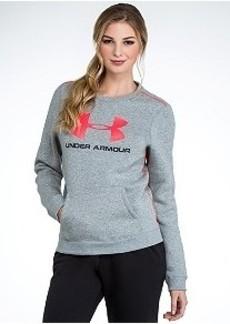 Under Armour Rival Cotton Pullover Sweatshirt