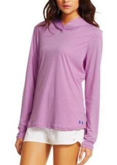 Under Armour Secretsee Hooded Shirt - Long-Sleeve - Women's