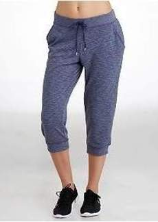 Under Armour Solid French Terry Capri Pants