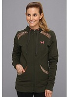 Under Armour UA MTN Charged Cotton® Storm Full Zip Hoodie