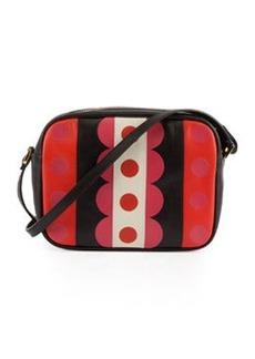 Carmen Mini Calfskin Crossbody Bag   Carmen Mini Calfskin Crossbody Bag