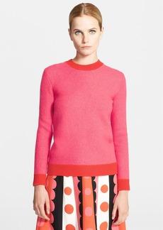 Valentino Bicolor Crewneck Sweater