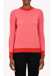 Valentino Colorblock Sweater