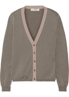 Valentino Cotton cardigan