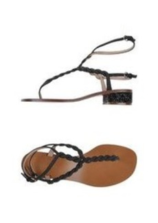 VALENTINO GARAVANI - Thong sandal