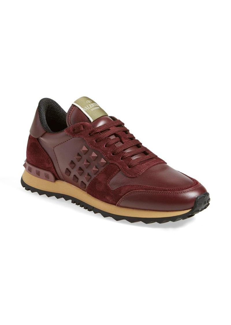 valentino valentino 39 rockrunner 39 sneaker women shoes shop it to me. Black Bedroom Furniture Sets. Home Design Ideas