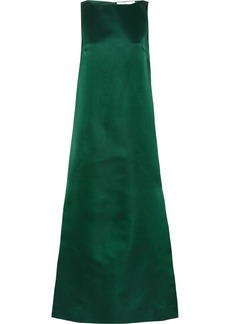Valentino Silk-satin gown