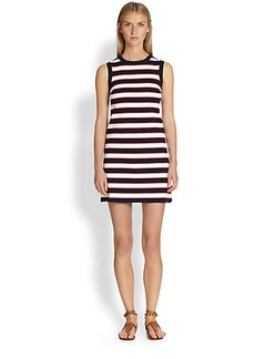 Valentino Stripe Dress