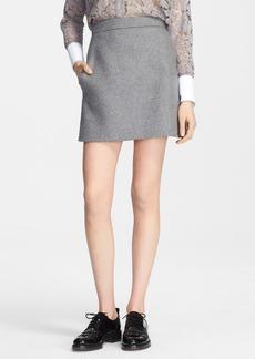 Valentino Wool Blend Skirt