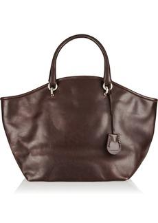 Vanessa Bruno Large Panier leather tote