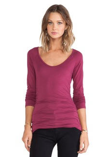 Velvet by Graham & Spencer Amora Gauzy Whisper Top
