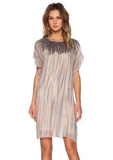 Velvet by Graham & Spencer Beaded Tie Dye Beila Dress