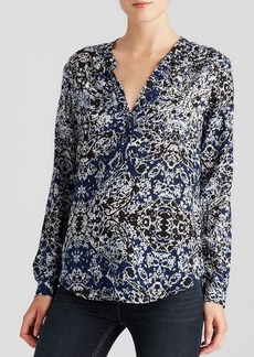 Velvet by Graham & Spencer Blouse - Luca Printed