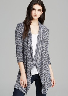 Velvet by Graham & Spencer Cardigan - Terry Slub