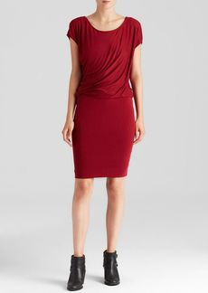 Velvet by Graham & Spencer Dress - Drapey Slinky