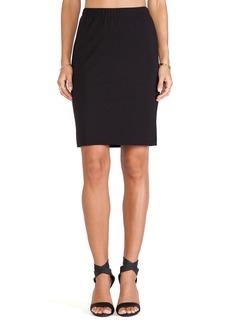 Velvet by Graham & Spencer Frisco Ponti Basic Skirt