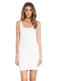 Velvet by Graham & Spencer Gauzy Whisper Melody Dress in White
