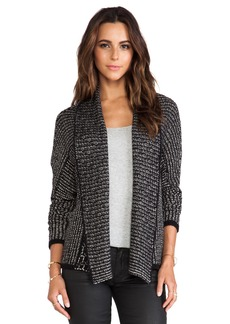 Velvet by Graham & Spencer Kiana Cashmere Blend Cardigan