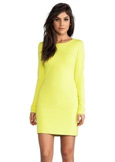 Velvet by Graham & Spencer Lily Aldridge for Velvet Beki Rayon Jersey Dress