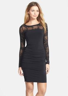 Velvet by Graham & Spencer Long Sleeve Lace Dress