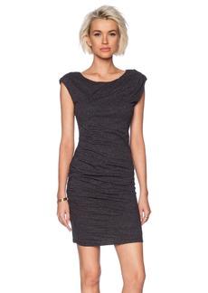 Velvet by Graham & Spencer Soft Texture Knit Reta Dress