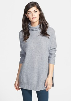 Velvet by Graham & Spencer Turtleneck Cashmere Sweater (Nordstrom Online Exclusive)