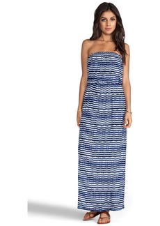 Velvet by Graham & Spencer Velvet Aztec Stripe Glory Dress