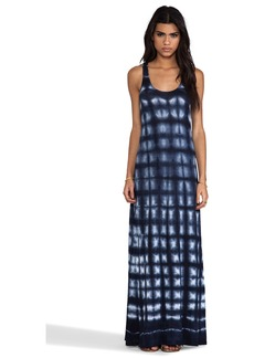 Velvet by Graham & Spencer Velvet Tie Dye Luxe Eldon Dress