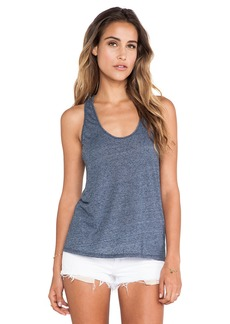 Velvet by Graham & Spencer Wendie Heather Blend Knit Tank