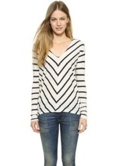 Velvet Dionne Striped Top