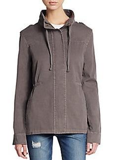 velvet BY GRAHAM & SPENCER Rida Cotton Jacket