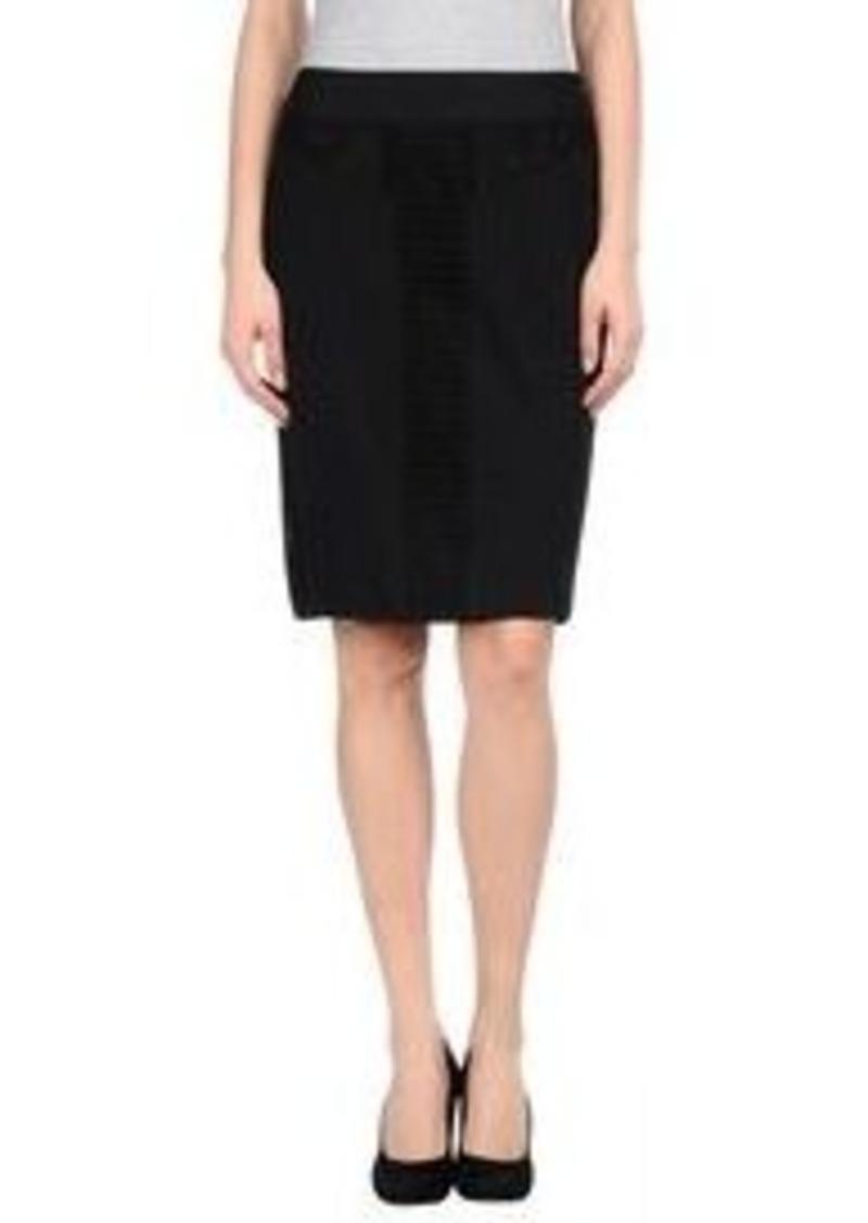 vera wang vera wang knee length skirt skirts shop it
