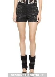 Vera Wang Collection Stretch Pebble Shorts