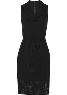 Vera Wang Wool-blend dress