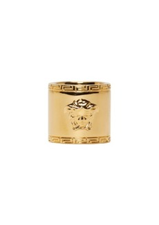 Versace Bold Wide Band Medusa Ring