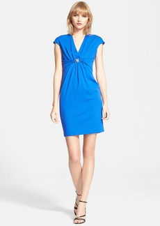 Versace Collection Hardware Detail Dress