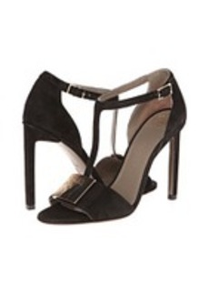 Versace Collection Open Toe T-Strap Heel