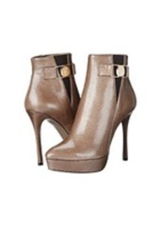 Versace Collection Platform Ankle Bootie