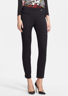 Versace Collection Techno Cady Ankle Zip Pants