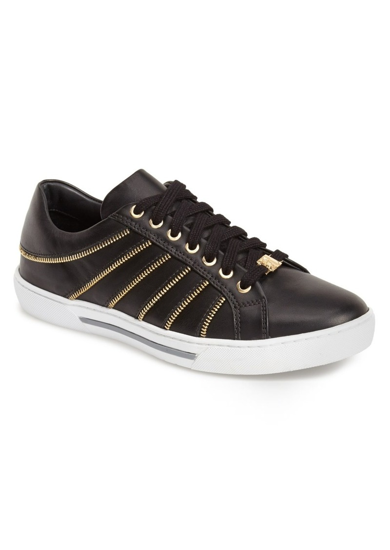 Versace Versace Collection Zipper Sneaker (Men) | Shoes - Shop It To ...
