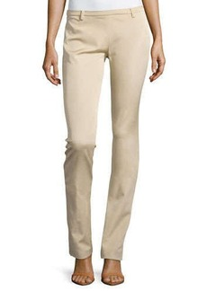 Versace Low-Rise Straight-Leg Trousers